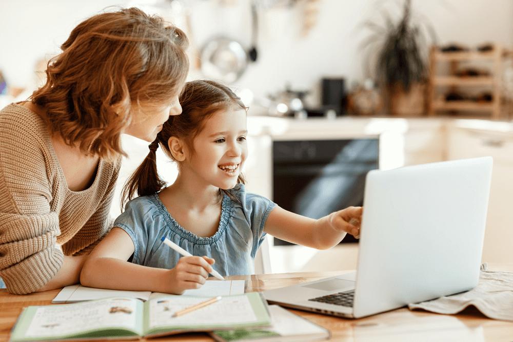 Como manter seus filhos engajados com os estudos em época de coronavírus |  Objetivo Penha